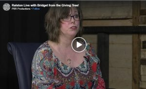 Ralston Live with Bridget from the Giving Tree!