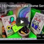 NBC 10 Promotes Take Home Service Kits