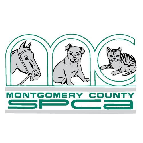 Montgomery County SPCA logo